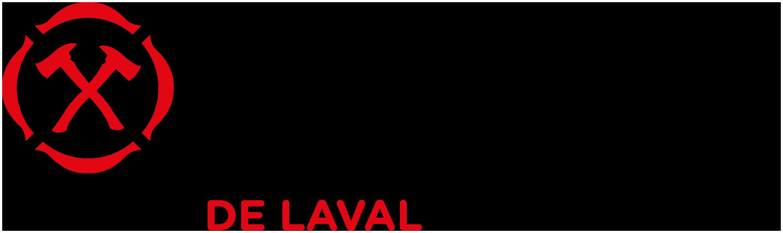 Course des pompiers de Laval